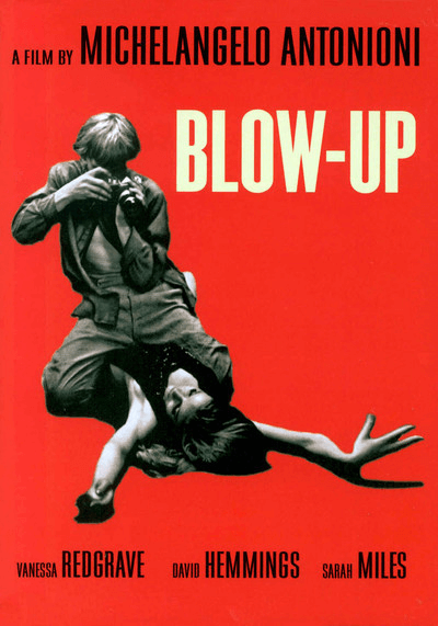 "Cover of ""Blow-Up"" by Michelangelo Antonioni"